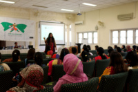 Fatima Jinnah Uni.Training session